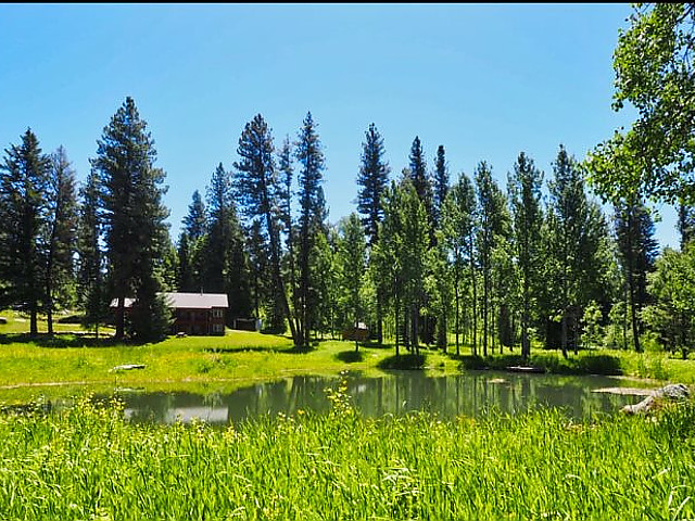 Karaba Springs in McCall, Idaho.