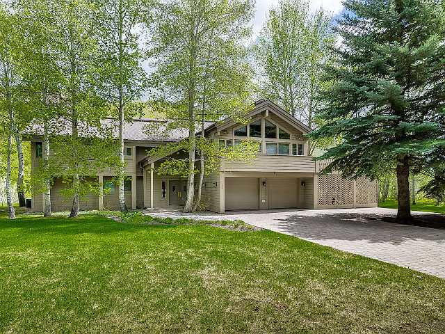 Hulen Meadows Outdoor Dream in Sun Valley, Idaho.