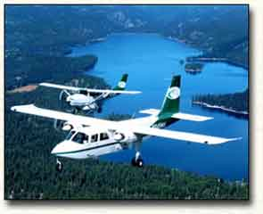 McCall Air in McCall, Idaho.