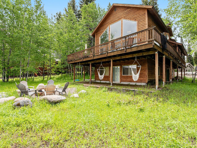 Cedar Lane Getaway in McCall, Idaho.