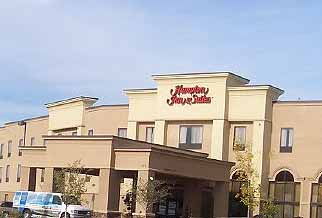 Hampton Inn and Suites Meridian in Meridian, Idaho.