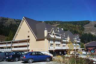 Selkirk Lodge in Sandpoint, Idaho.