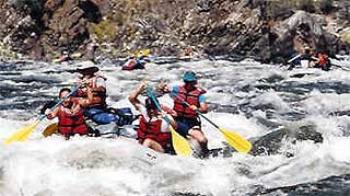 Wilderness River Outfitters - Activities in Salmon, Idaho.