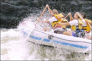 Hells Canyon Raft in McCall, Idaho.