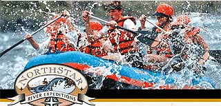 North Star River Expeditions in McCall, Idaho.