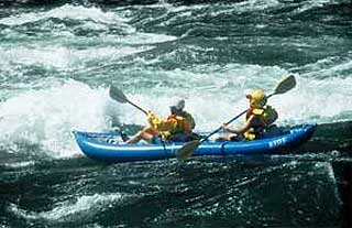 Silver Cloud Expeditions in Salmon, Idaho.
