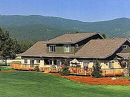 Condominium and Townhouse Vacation Rentals in Blanchard Idaho