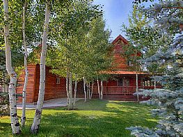 Cabins and Home Vacation Rentals in Driggs, Victor &amp Grand Targhee Idaho