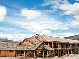 Reserve Hotels and Motels in Stanley Idaho