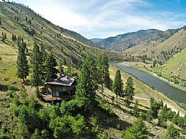 Cabins and Home Vacation Rentals in Dixie Idaho
