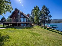 Cabins and Home Vacation Rentals in Sandpoint Idaho