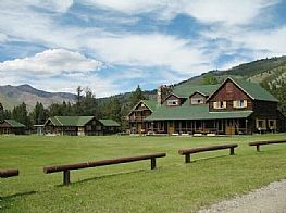 Guest Ranches in Stanley Idaho