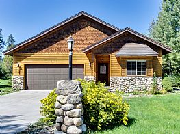 Cabins and Home Vacation Rentals in McCall Idaho