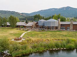 Reserve Bed and Breakfasts in Swan Valley Idaho