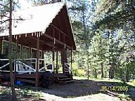 Lil Confluence Cabin vacation rental property