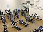 Sports Club Fitness Room