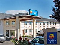 Quality Inn Boise Airport Boise Park and Fly