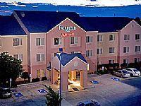 Fairfield Inn Boise Boise Park and Fly