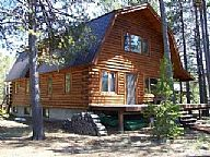 Dawn Lakeside Log Cabin vacation rental property
