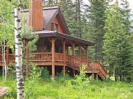 Twin Creek Chalet 110 (Sawtooth 110) vacation rental property