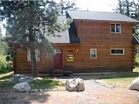 Big Timber Cabin  Boise Park and Fly