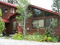 The Revel Cabin - Garden Valley vacation rental property