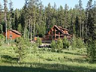Bear Creek Cabin (Deluxe Family Cabin) vacation rental property