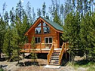The Pines at Island Park - 1 Bedroom loft Cabin vacation rental property