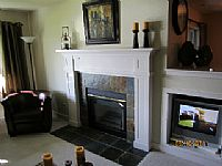 Living Room w/ Fireplace