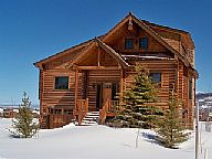 Huckleberry Cabin - Blackfoot Trail 88 vacation rental property