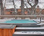 Community Hot Tub (winter)