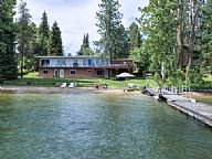 Downtown McCall Lakefront Estate vacation rental property