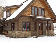 River Ranch Trapper Cabin vacation rental property