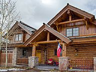 Palmer Buffalo Cabin vacation rental property