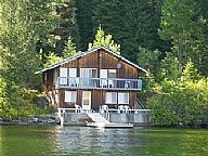 Huckleberry Rose vacation rental property