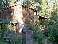Elk Ridge Cabin - Cozy Mountain Cabin vacation rental property