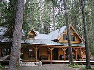 Broadbent Cabin vacation rental property