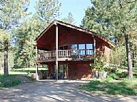 Ponderosa Cabin-Cascade vacation rental property