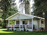 Twin Lakes Cabin  vacation rental property