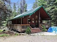 Packer John Cabin 9543 vacation rental property