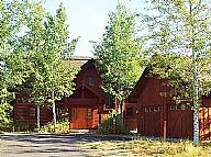 Tamarack Mountain Chalet vacation rental property