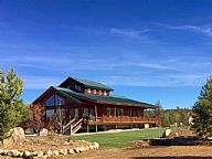 Broken Ridge Ranch vacation rental property