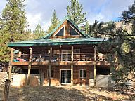 Rivers Bend Lowman Cabin vacation rental property