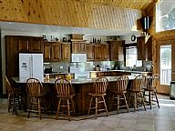 Misty Mountain Cabin - Featherville vacation rental property