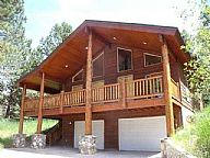 Cascade Golf Course Cabin vacation rental property