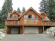 Bitterroot Cabin (Wilderness Retreat) vacation rental property