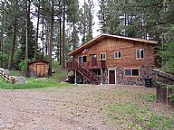 Bear Paw Cabin vacation rental property
