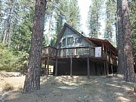 Peaceful Pines vacation rental property
