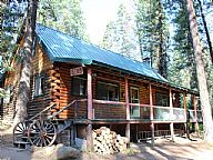 Cabin Escape vacation rental property