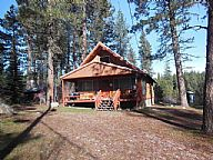 Mountain Getaway Cabin vacation rental property